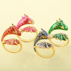 Magical Dragon Ring