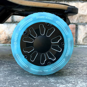 CLOUDWHEEL Donut 105mm Hub Motor Sleeve Urban All Terrain Off Road Electric Skateboard Wheels