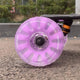 CLOUDWHEEL Discovery 120mm/105mm Urban All Terrain Off Road Electric Skateboard Wheels For WowGo Boards Wheel Pulley Kit