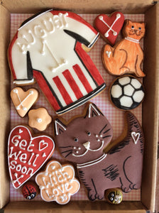 Bespoke Cookie Box - A Story in a Box (Small)