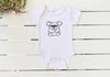 Organic Cotton Bodysuit with Koala