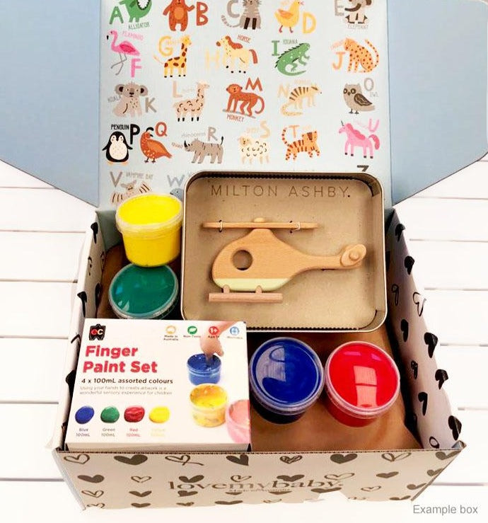 Baby & Toddler Subscription Box