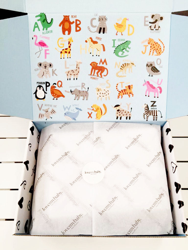 Gift Box - Stylish 1st Birthday