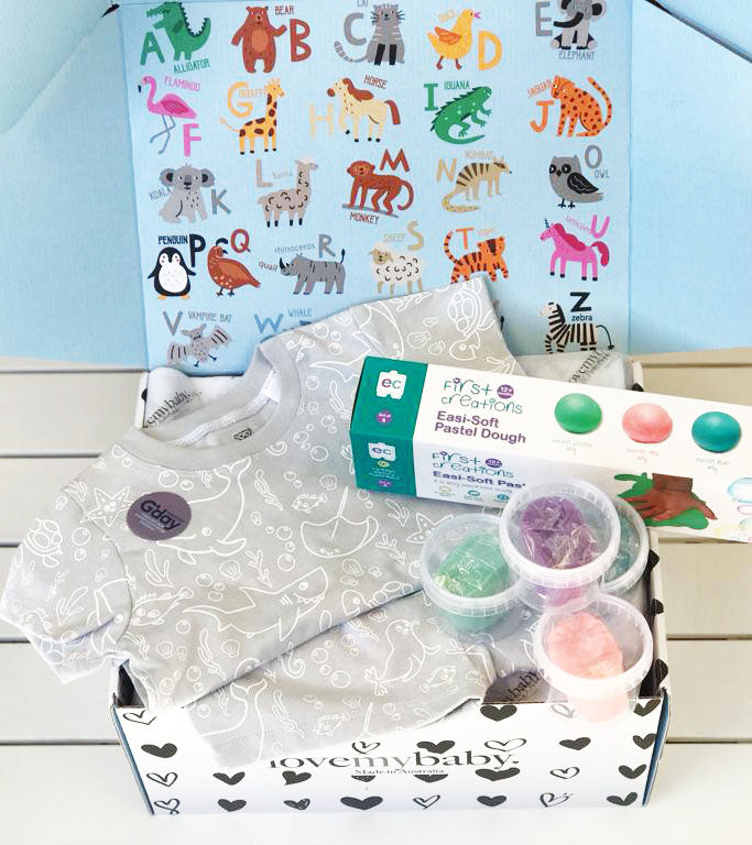 baby and toddlers gift box