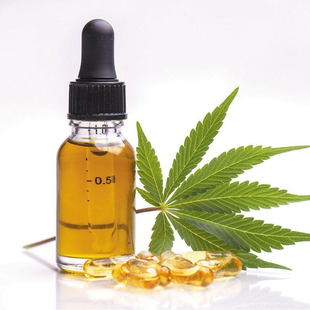 CBD & Hemp Oil-Weedipedia