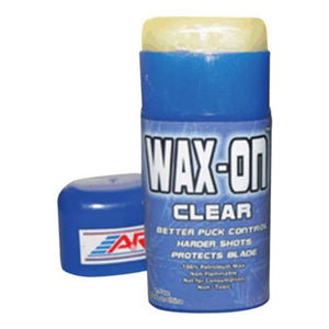 A&R Wax On Hockey Stick Wax - Clear