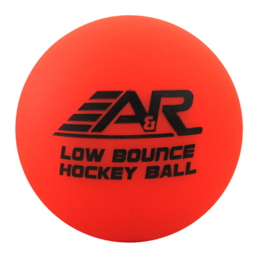 A&R Low Bounce Street Hockey Ball