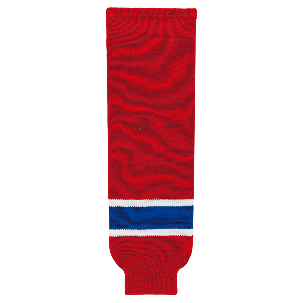 Modeline Montreal Canadiens Hockey Socks - Large 28