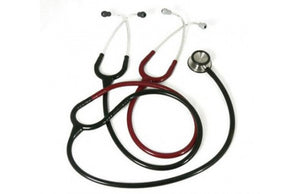 40 inch Black & Burgundy Tube Littmann Classic II S.E. Teaching Stethoscope