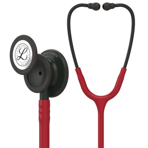 "27"" Length Burgundy & Black Finish 5868 Littmann Classic III Monitoring Stethoscope"