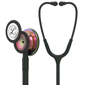 "27"" Length Black & Rainbow Finish Littmann Classic III Monitoring Stethoscop"