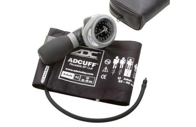 ADC palm style aneroid sphygmomanometer 703-11ABK