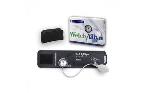 Welch Allyn Economy Sphygmomanometer w/Velcro Adult Cuff DS44-11C