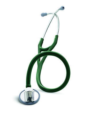 "27"" Length Hunter Green Littmann Master Cardiology Stethoscope"