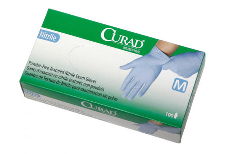 Image of Gloves- Nitrile 100/BX