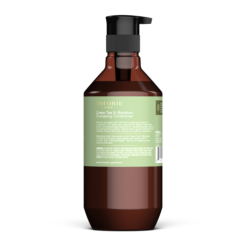 Theorie: Sage - Green Tea & Bamboo Energizing Conditioner