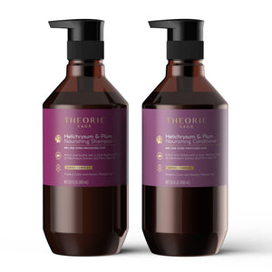 Sage -  Helichrysum & Plum Nourishing Shampoo & Condition Set