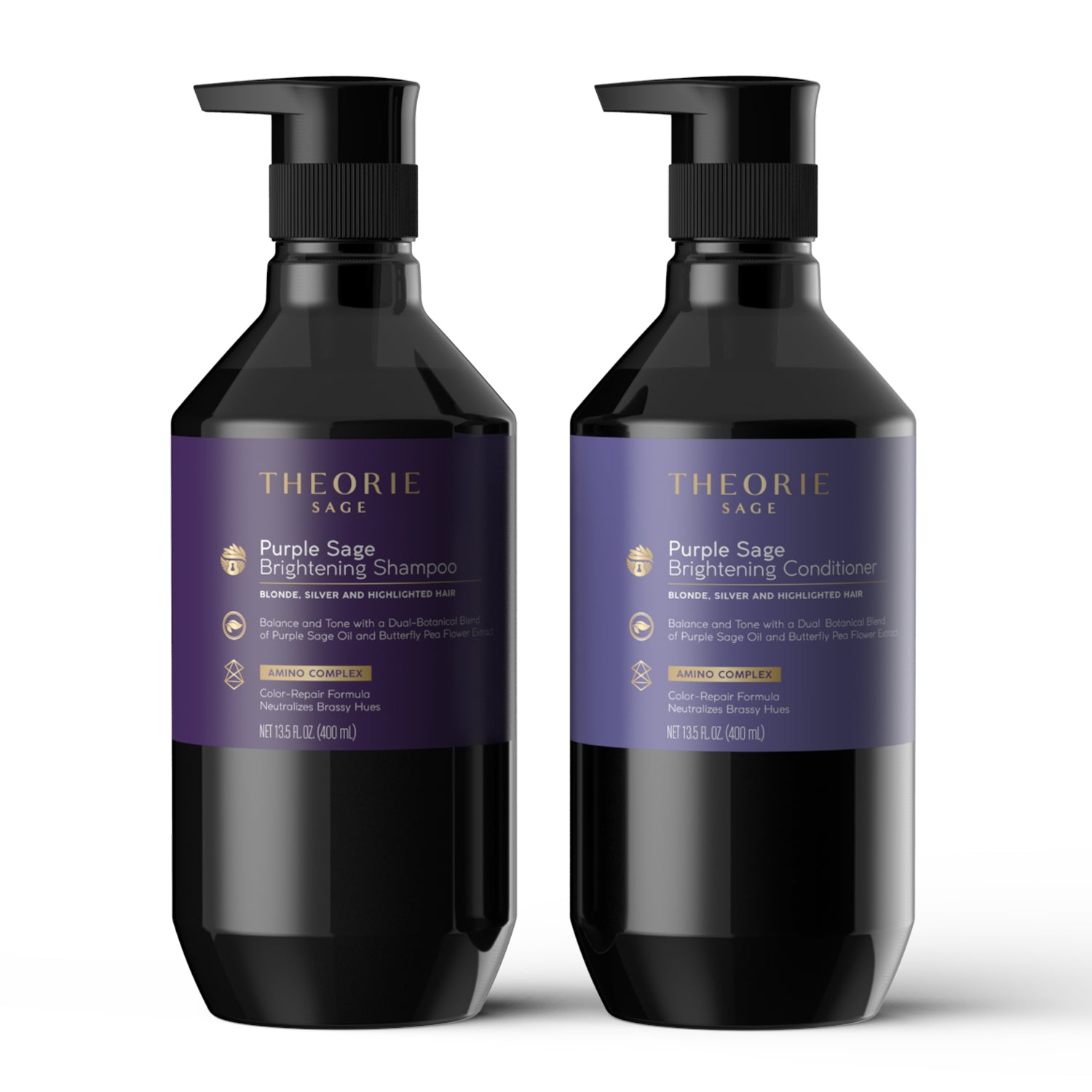 Purple Sage Brightening Shampoo & Condition Set