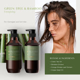 Theorie: Sage - Green Tea & Bamboo Energizing Conditioner and SHampoo