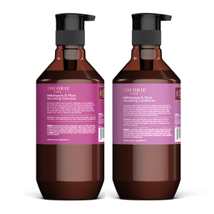 Helichrysum & Plum Shampoo and Condition Set