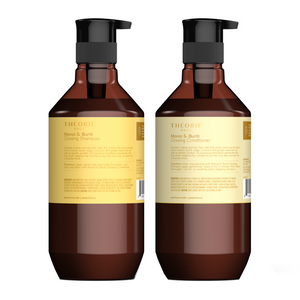 Monoi & Buriti Oil Glossing Shampoo & Condition Set