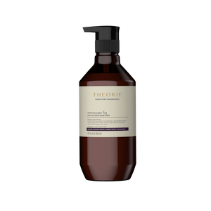 Antimicrobial nourishing hand soap moroccan fig fragrance (front)
