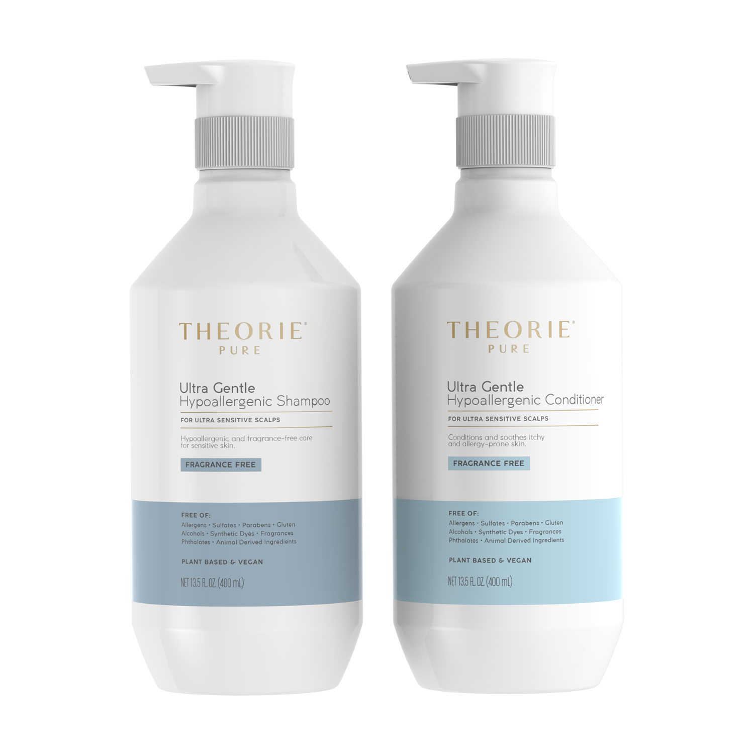 Pure -  Ultra Gentle Shampoo & Conditioner