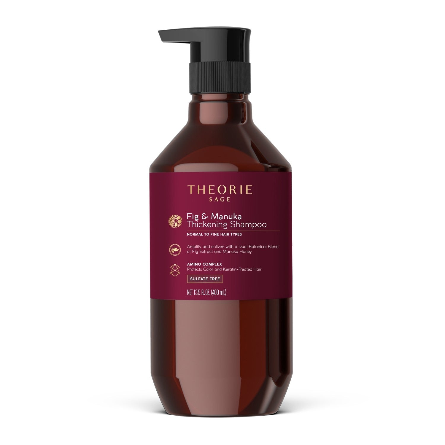 Fig & Manuka Thickening Shampoo