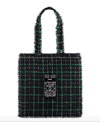 Chanel Robot Shopping Bag