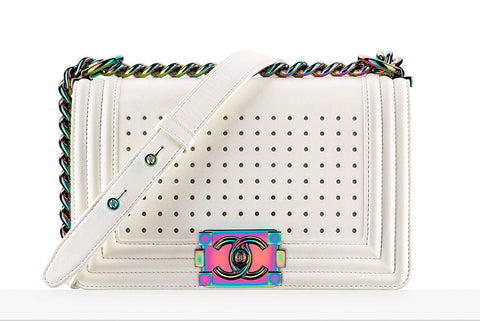 Chanel LED MultiColor Bag