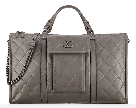 Chanel Large Bowling Bag