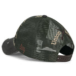 ililily DEER HUNT WILD LIFE Logo Baseball Cap Collection