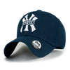 ililily NY Embroidered Baseball Cap Cotton StrapBack Trucker Hat