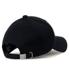 ililily SECURITE Embroidery Color Cotton Trucker Hat Basic Casual Baseball Cap