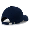 ililily Solid Color P Patch Baseball Cap Strapback Casual Trucker Hat