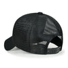 ililily America USA Embroidered Baseball Cap Mesh SnapBack Trucker Hat