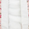 ililily Cotton Double Layer Patterned Face Cover Filter Lining Washable Shield