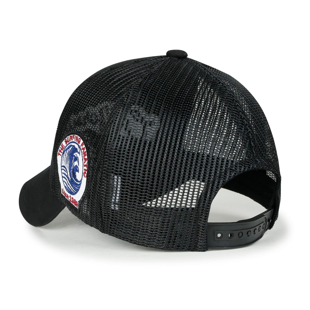 ililily California Embroidered Mesh Embroidery Patch Casual Baseball Cap
