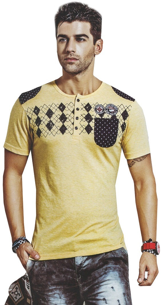 Half sleeve Men T-Shirt