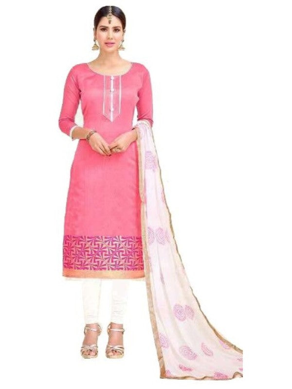 Beautiful Pink Salwar