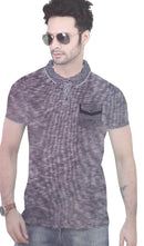 Hosiery Mix Men T-shirt