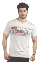 V Neck Stylish Tshirt