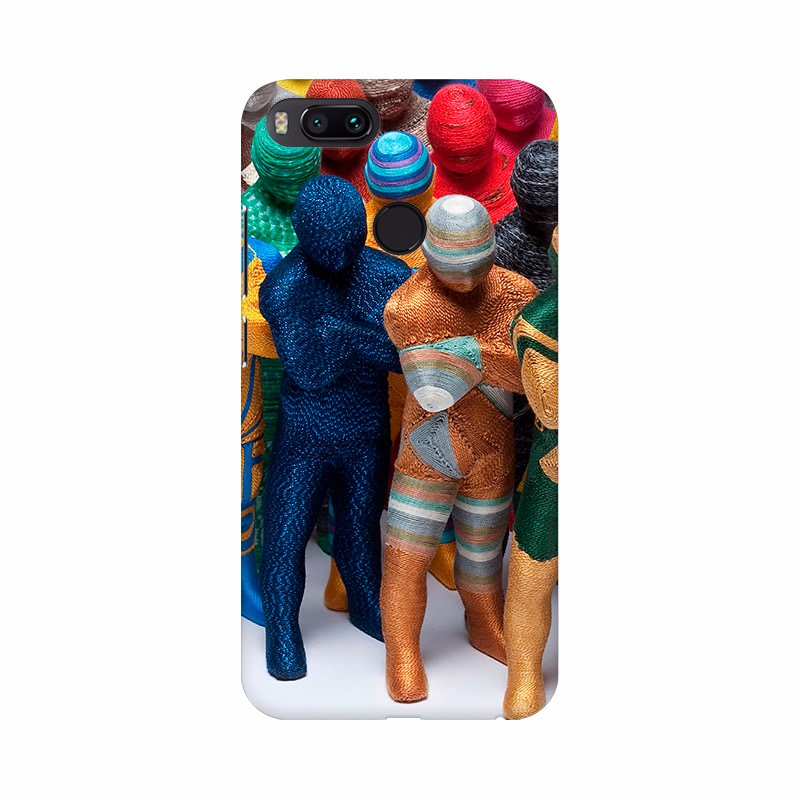 Different Color Power Rangers Mobile Case Cover