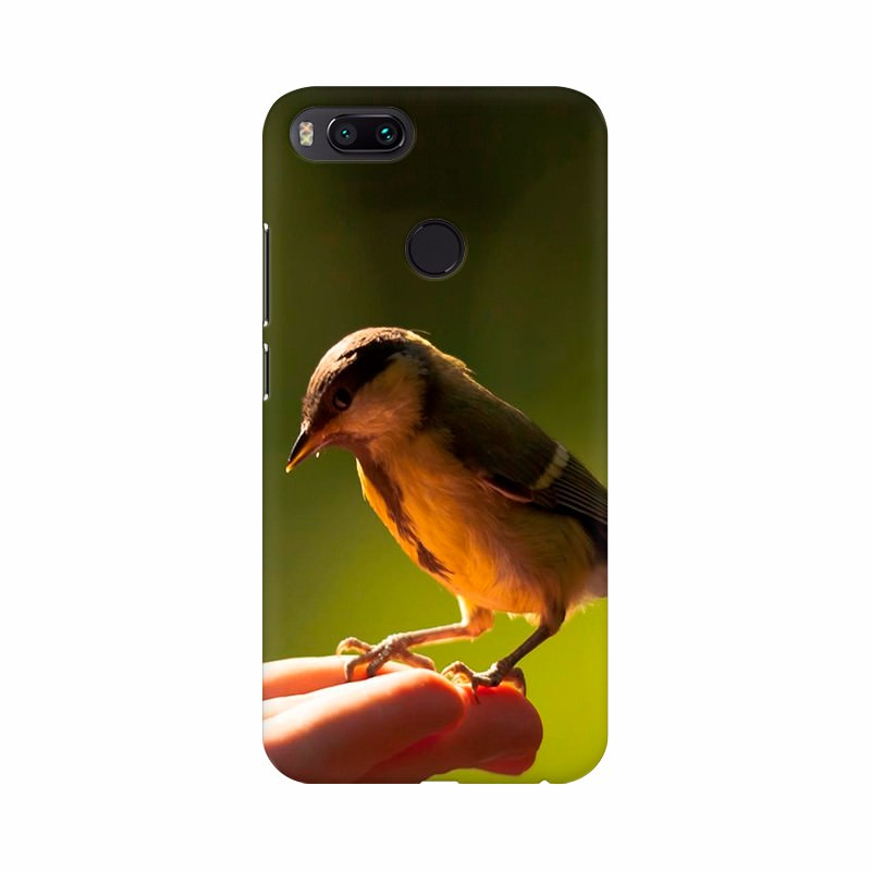 Small Bird Wallpaper Mobile Case Cover