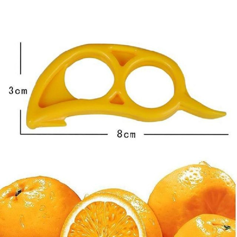 Creative Orange Peelers Zesters