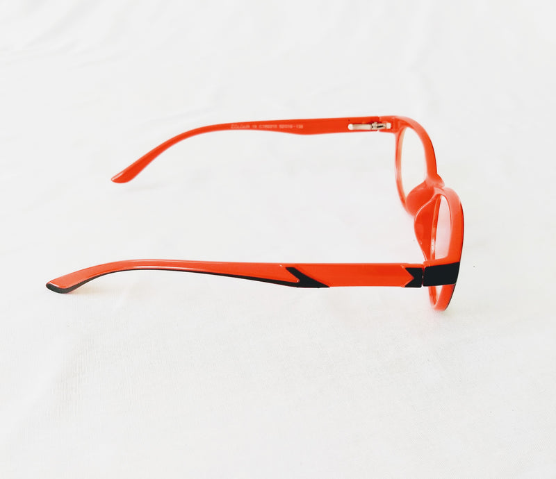 Women Frame Black and Red - MOWF000056BN10