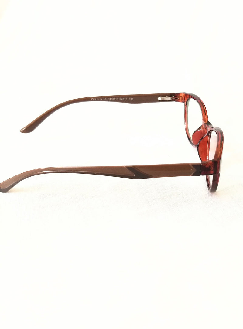 Brown With Black Shade Girls Frame - MOWF000056ACBN10