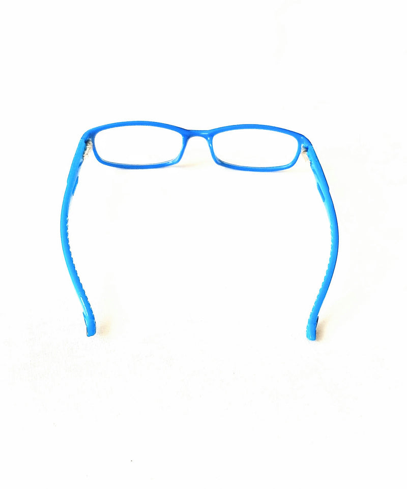 Black and Blue Frame for 10-15 years Girl - MOGF000056BN10