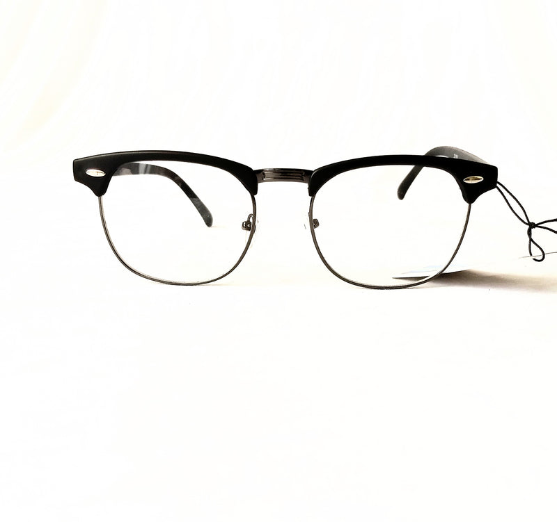 Unisex Black Mat Finish Frame - MOUSF000058BN8