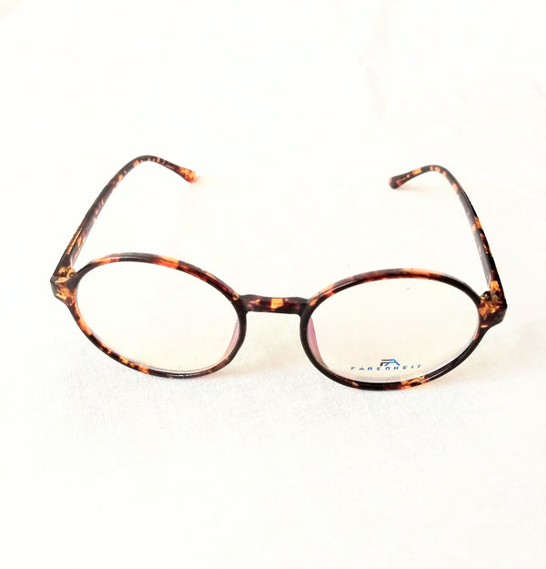 Two Tone Black Brown Women Frame - MOWF000009BN8